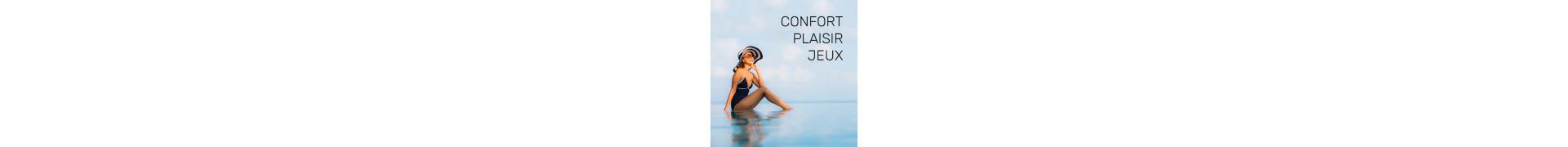 Confort - Plaisir - Jeux - TRITON PISCINES