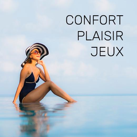 Confort Plaisir Jeux